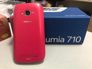 Nokia Lumia 719 Usado Blanco/rosa