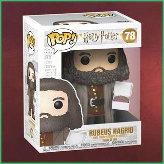 Funko Pop Harry Potter 78 Rubeus Hagrid Original Magic4ever