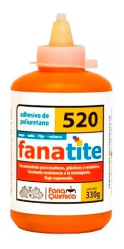 Adhesivo De Poliuretano Fanatite 520 | Fana Quimica | 330g
