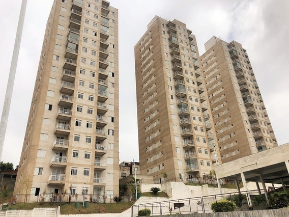 Apartamento Na Vila Ester, Carapicuiba, 2 Quartos Com 1 Vaga - 954