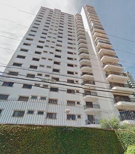 Imagem 1 de 14 de Apartamento Residencial À Venda, Tatuapé, São Paulo. - Ap1640