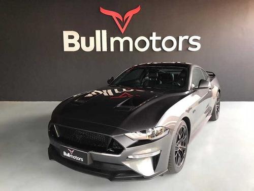 Imagem 1 de 10 de Ford Mustang 5.0 V8 Ti-vct Gasolina Black Shadow Select