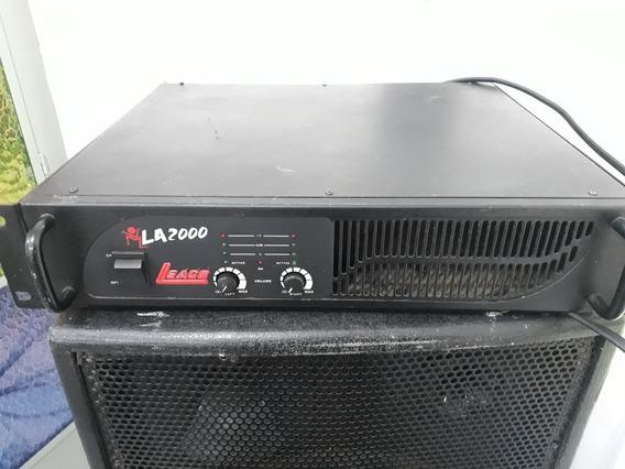 Potência Leacs La 2000