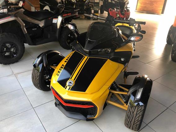 Can Am Spyder F3 Daytona Entrega Inmediata Oportunidad!!