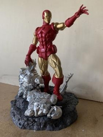 Stl Homem De Ferro X Ultron
