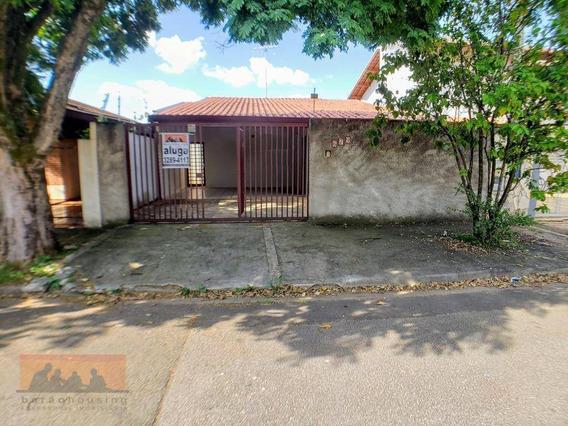 Casa Com 3 +1 Dormitórios Para Alugar, 170 M² - Cidade Universitária - Campinas/sp - Ca0336