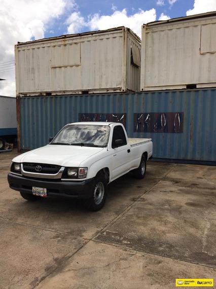 Toyota Hilux Sincronica Cabina Sencilla