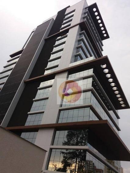 Sala À Venda, 54 M² Por R$ 397.740 - Seminário - Curitiba/pr - Sa0007
