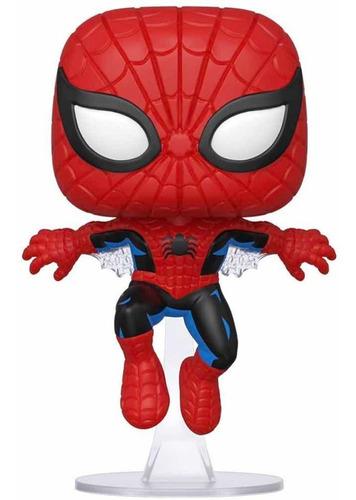 Funko Pop! Marvel-80 Aniversarios Spiderman 1 Era.aparición