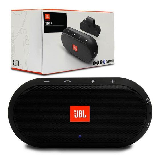 Caixa De Som Bluetooth Portátil 3.2 Watts Jbl Trip Preta