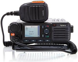 Radio Movil Uhf 2 Hytera Md785 Digital Dmr No Mototrbo