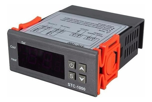 Termostato  Incubadora Electronico Stc1000 Stc-1000