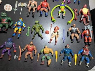 Muñecos He-man Motu Por Unidad