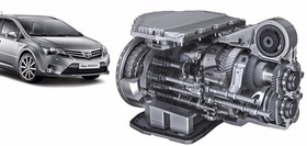 Retifica De Cambio Automatico Citroen C4 Pallas Instalado!!!