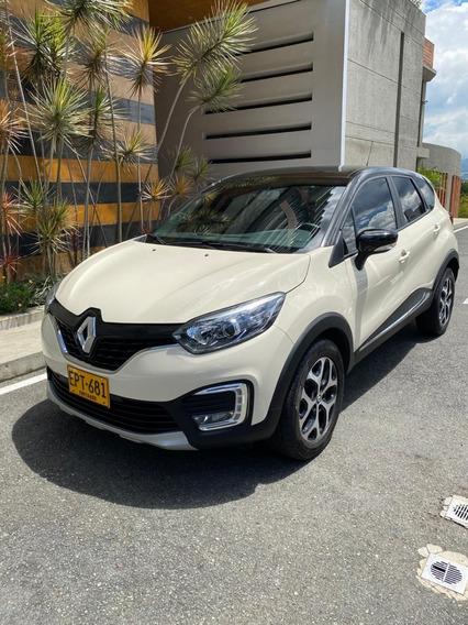 Renault Captur Aut. 2.0cc 2019 12730 Km Unico Dueño