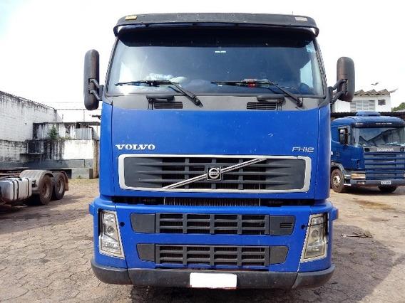 Volvo Fh12 380 6x2 ( 2 Unidades) Único Dono Motor Novo