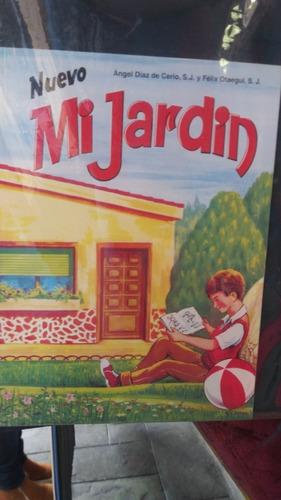 Libro Mi Jardin Y Angelito
