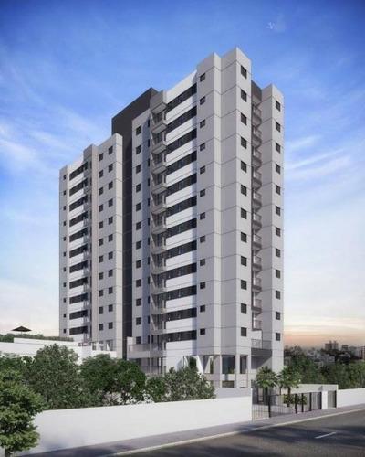Apartamento Para Venda Em Guarulhos, Vila Galvão, 2 Dormitórios, 1 Banheiro, 1 Vaga - K04la_1-1343764