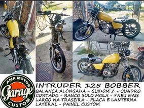 Intruder 125 Custom