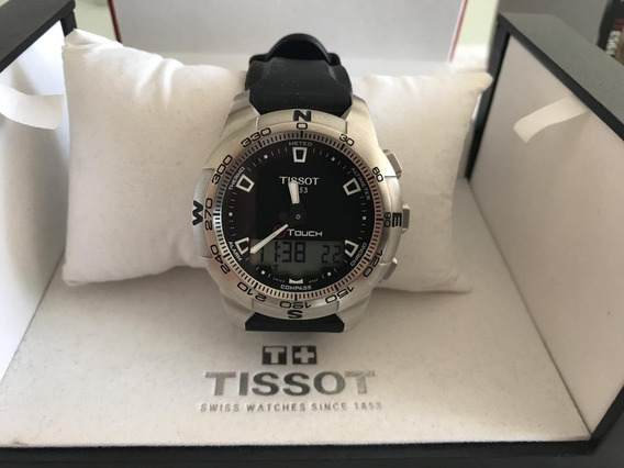 Relógio Tissot 1853 T-touch Ii Stainless Steel
