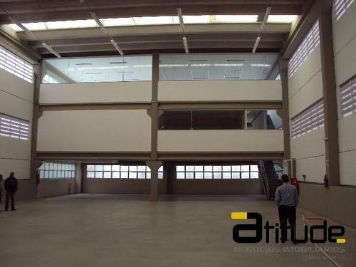 Imagem 1 de 15 de Galpão Com 1638 Metros ² Em Capuava - Cotia - 3795