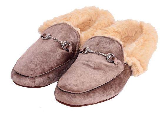 Customs Ba Zapatos Mujer Fiesta Slippers Mujer Calzados E