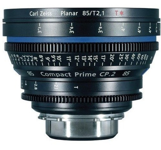 Zeiss Compact Prime Cp.2 85mm/t1.5 Super Speed T* (feet) ©