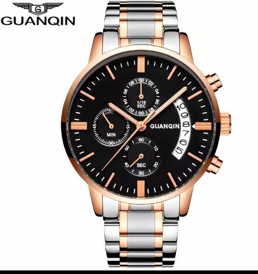 Relógio Guanqin Original Com Box