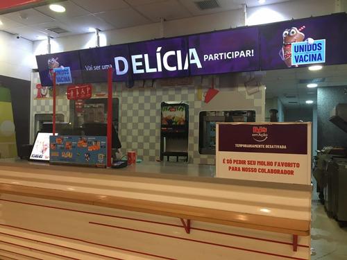 Vendo Franquia De Alimentação Em Shopping De São Luís