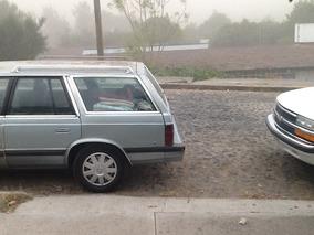 Chrysler Dart K Guayin Modelo 88