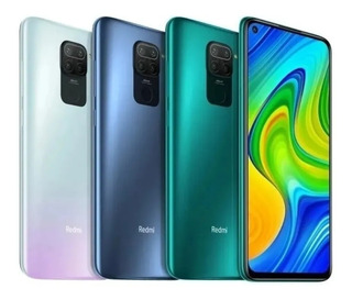 Smartphone Xiaomi Redmi Note 9 Dual Sim 64 Gb Rom Global