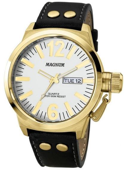 Relógio Magnum Masculino Ma31524b Military
