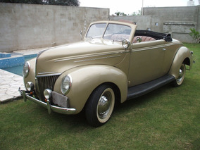 Ford Coupe Cabriolet