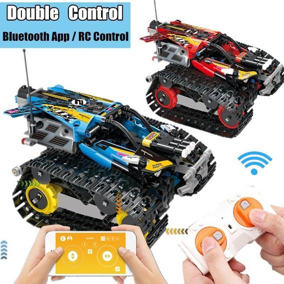 Carro Robotica Contole Remoto Educativo Technic Lego