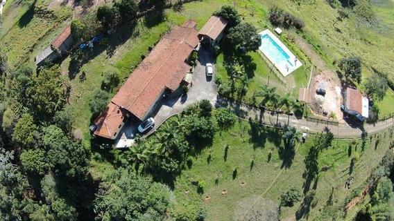 Sítio Rural À Venda, São Bento, Arujá. - Si0004