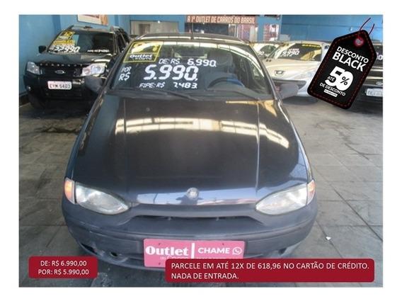 Fiat Palio 1.0 Mpi Ed 8v Gasolina 2p Manual