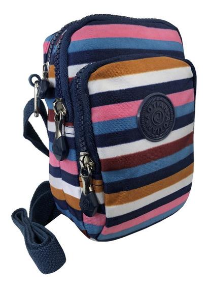 Shoulder Bag Bolsa Transversal Masculino Feminina Novidade