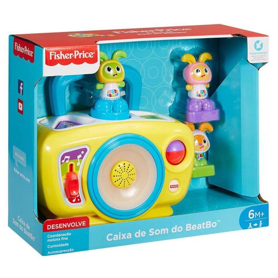Caixa De Som Do Beatbo Fhc85 - Fisher Price