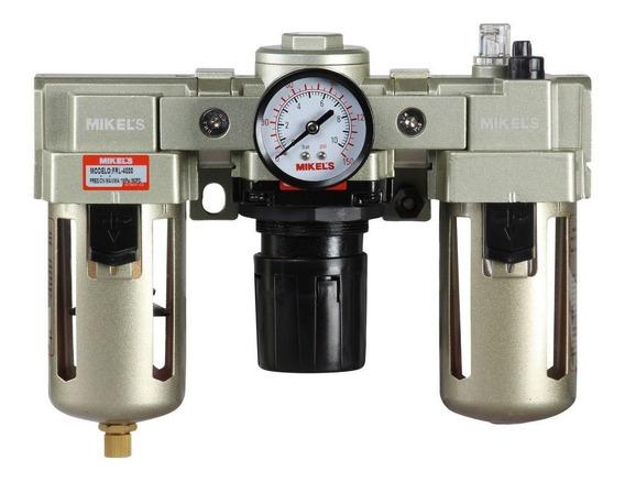 Filtro Regulador Y Lubricador Mikels Frl-4000