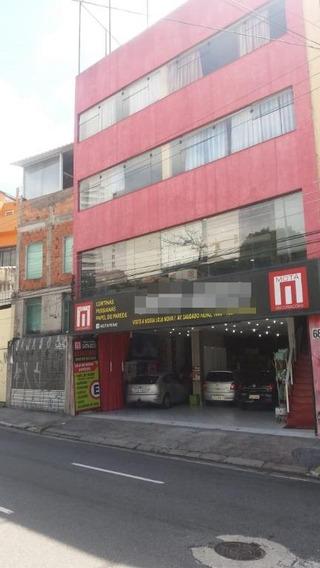 Prédio Para Alugar, 700 M² Por R$ 13.000/mês - Centro - Guarulhos/sp - Pr0151