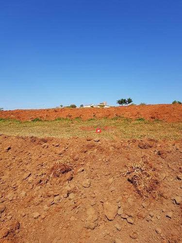 Terreno À Venda, 450 M² Por R$ 45.000,00 - Ninho Verde - Pardinho/sp - Te0077