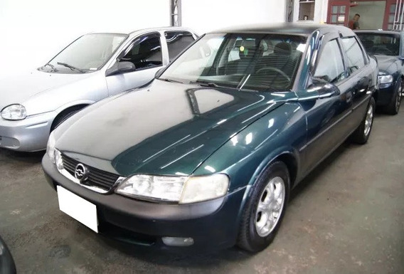 Vectra 2.0 Mpfi Gls 8v Gasolina 4p Manual 1997