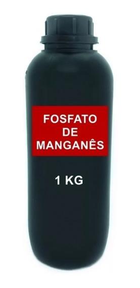Fosfato De Manganês Liquido 3 Kg Facas Cutelaria