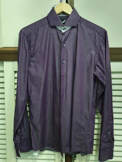 Camisa,pantalón Vestir,jeans,lote Daniel Hechter.