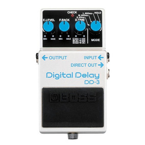 Pedal Boss Dd3 Digital Delay