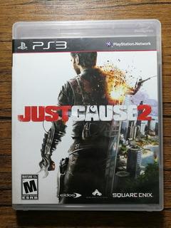 Just Cause 2 Playstation 3 Ps3 Gran Estado !!