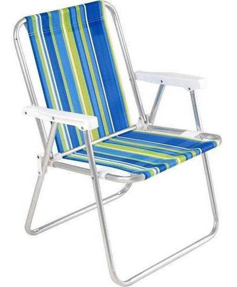 Cadeira Mor Varanda Alta Alumínio