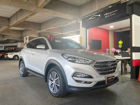 Hyundai Tucson Ix-35 Limited At