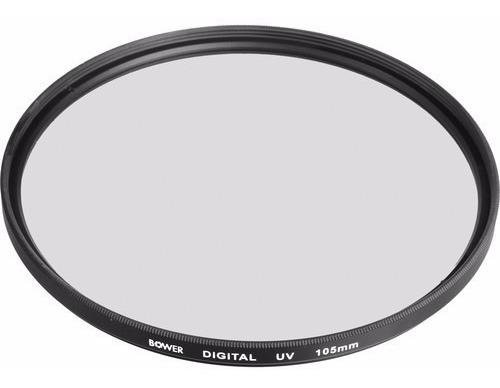 Filtro 105mm Digital Hd Uv Bower