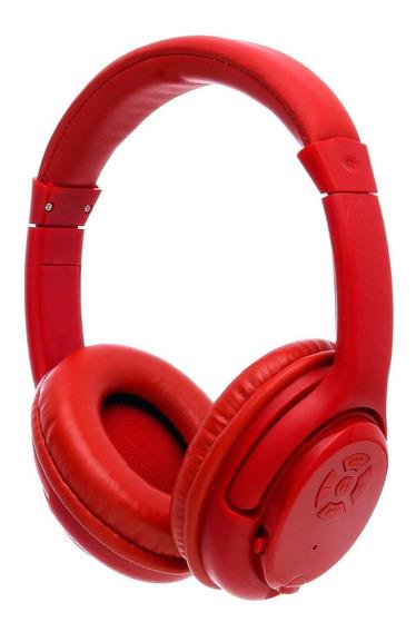 Fone Ouvido Bluetooth Knup Kp-361 Sem Fio Headphone Fm Sd